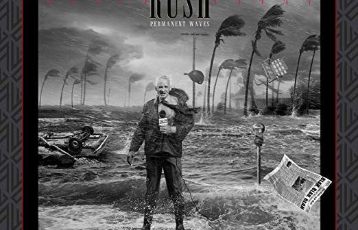 rush permanent waves 40th anniversary