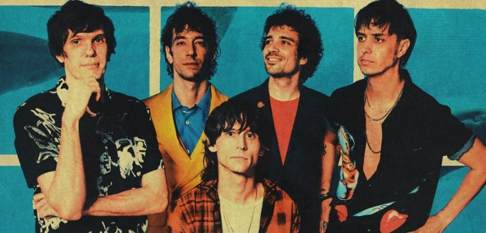 The Strokes (Photo: Jason McDonald)