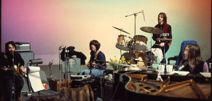 Beatles Get Back (Photo: ©1969 Paul McCartney/Photographer: Linda McCartney)