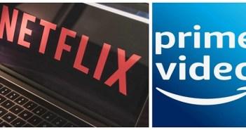 netflix amazon prime video