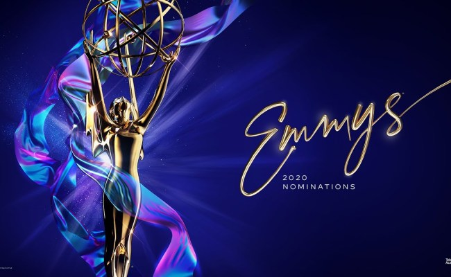 2020 Emmy Nominations Announced Virtual Show Scheduled 9 21