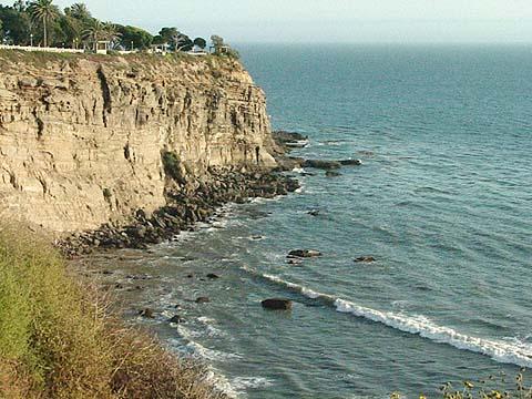 Image result for san pedro cliffs