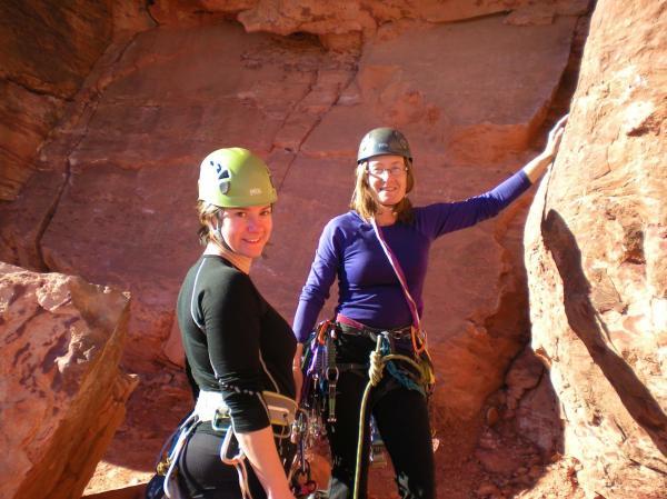 Climb - Matter Age Cassondra' Tale. Rock Climbing Women