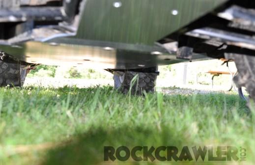 RockCrawler RZR, Holz Racing