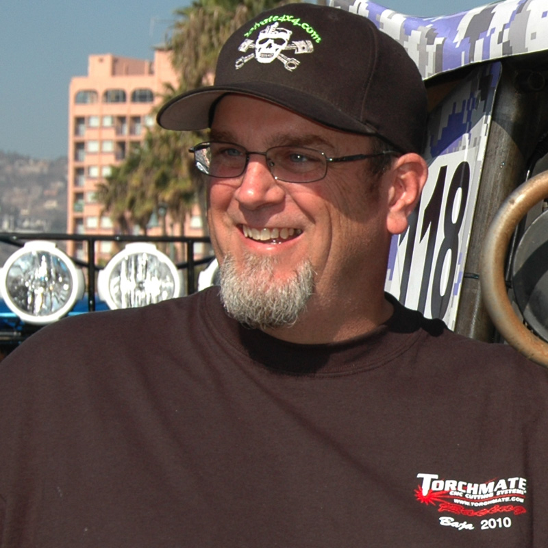 Torchmate Racing Mike Shaffer Bets Big At Mint 400