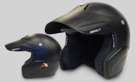 Impact Introduces the RallyX Helmet