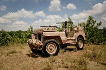 1944 Willys Jeep SAS
