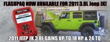 Superchips Flashpaq Jeep JK