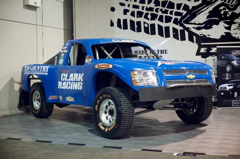 race truck sema