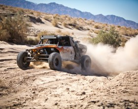 King Shocks - 2013 Baja 1000