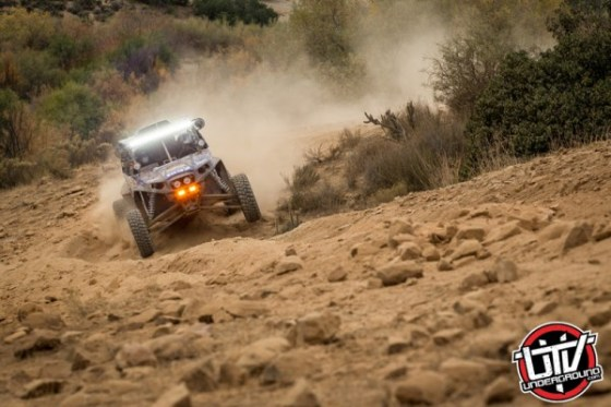 Vision X - Baja 1000 - Polaris Jagged X