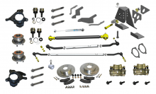Clayton Off Road High Steer Kit