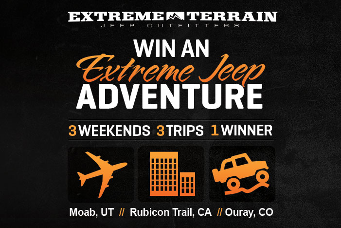 Extreme Jeep Adventure Logo