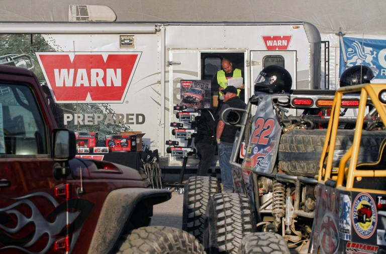 WARN Booth - KOH 2013