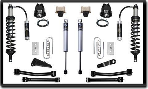 ICON Ram Coilover Kit