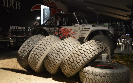 Larry McRae - King of the Hammers