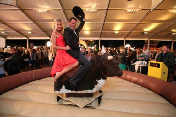 Cattle Barons Ball 2013