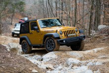 Rugged Ridge Trail Access Program - Jeeps on Trail