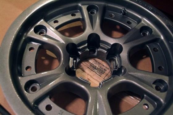 Hutchinson DOT Beadlock Wheels - photo credit: Mike Davidson