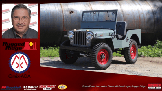 Bower Power Hour E36 Jeep Collection