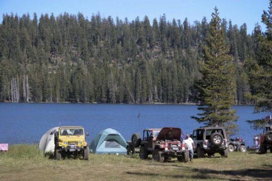 Sierra Trek Basecamp 001
