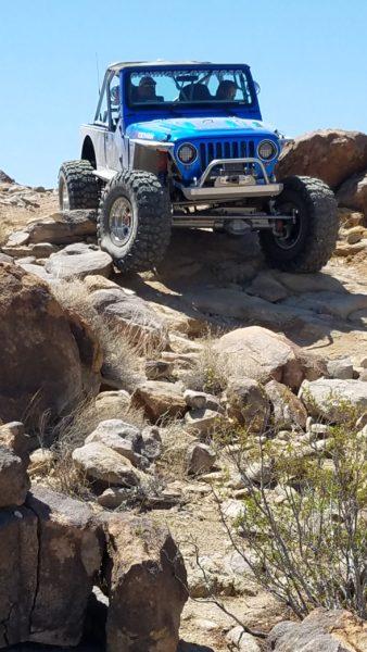 Sidewall flex with the GEOLANDAR X-MT tires
