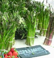 Asparagus from Truck Patch Farms