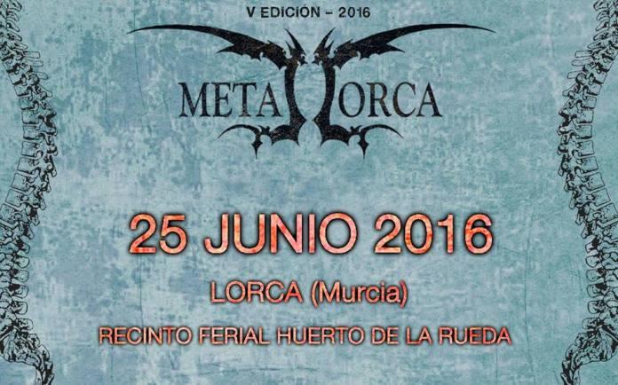Metal Lorca 2016