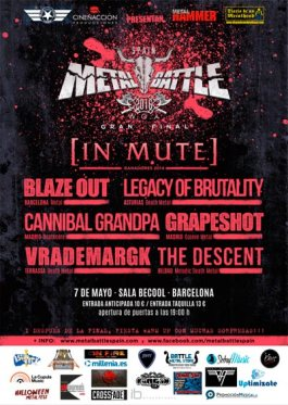 Metal Battle Spain
