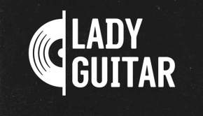 lady guitar