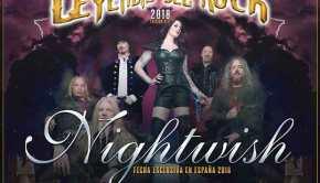 nightwish leyendas del rock