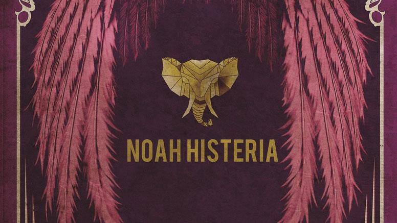 Noah Histeria presentarán su recién estrenado Hautefaye en el Prog Culture Fest