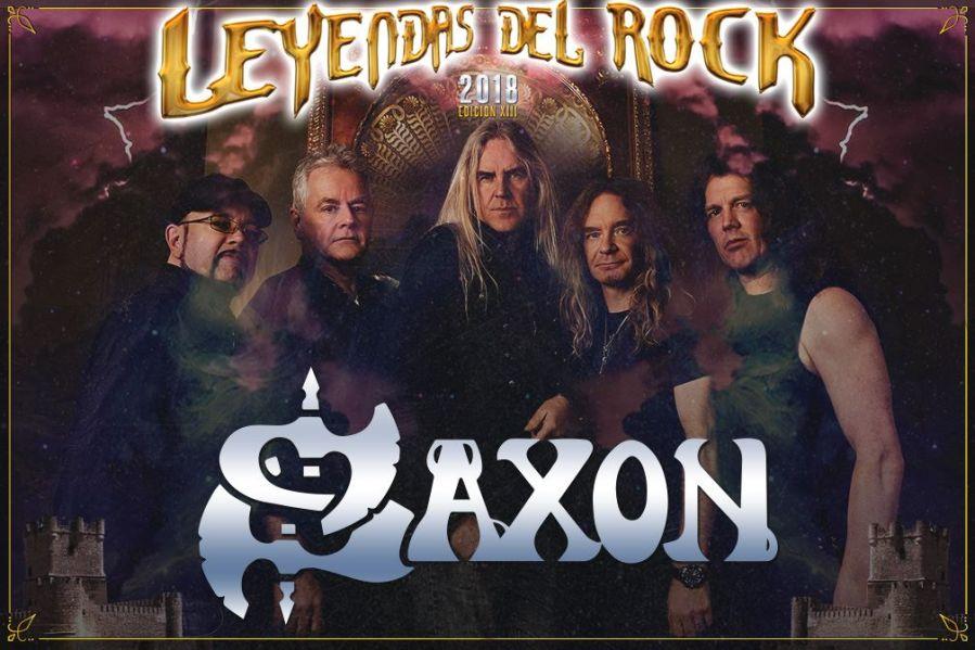 saxon leyendas