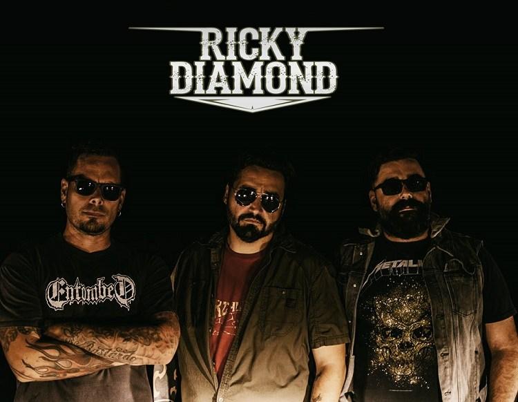 Entrevista a Ricky Diamond, nuevo grupo de stoner alicantino
