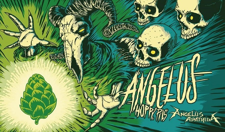 Rock and Beer: Angelus Apatrida Hoppy Pils