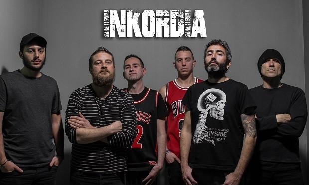 Hablamos con Chusky, bajista y cantante de Inkordia, nuevo grupo formado miembros de Discordia, Ink y Laberinto sin Salida