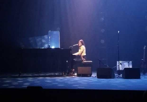 Crónica: Maika Makovski en el Teatro Circo de Murcia