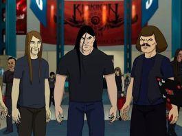 series rock y metal