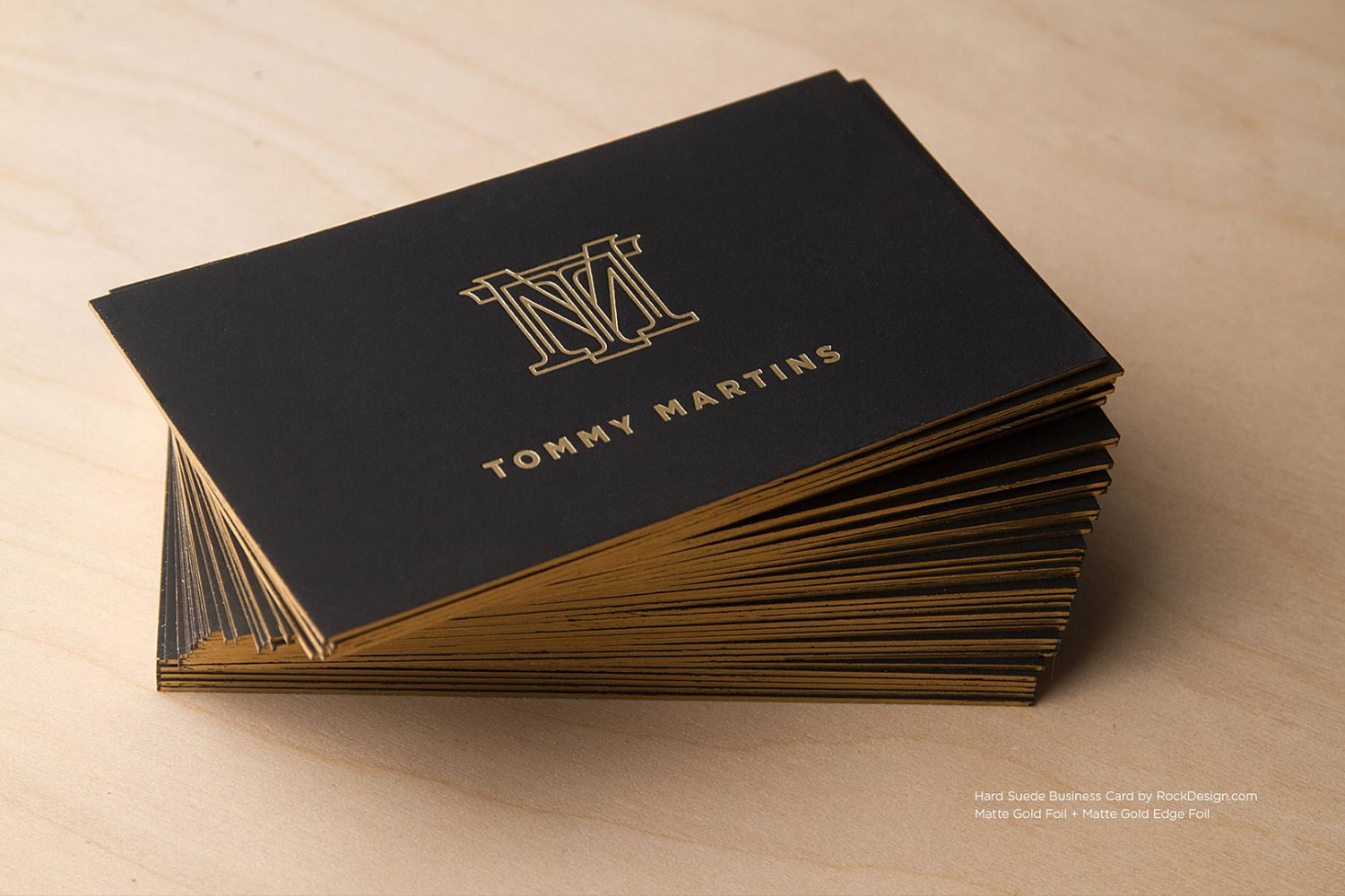 foil print business cards - Foil Print Business Cards