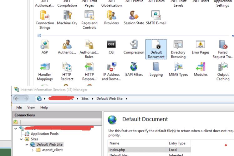วิธีติดตั้ง PHP เพื่อใช้งานกับ IIS ผ่าน (FastCGI) บน Windows 10