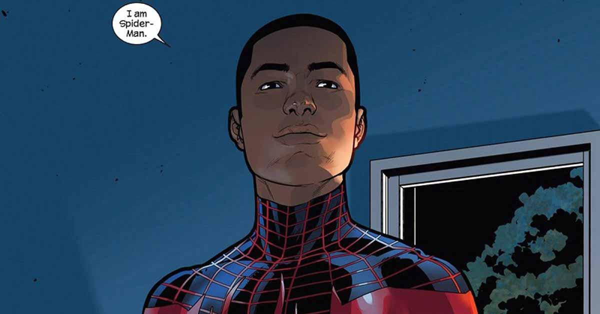 Miles Morales, o Homem-Aranha negro dos quadrinhos