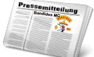 Spendenaufruf des Bandidos MC