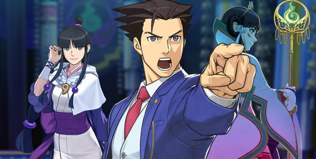 Image result for ace attorney spirit of justice