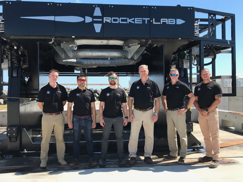 Image result for Launch Complex 2 Rocket Lab