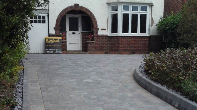 Block Paving Driveway Amp Patio Specialists In Knowle