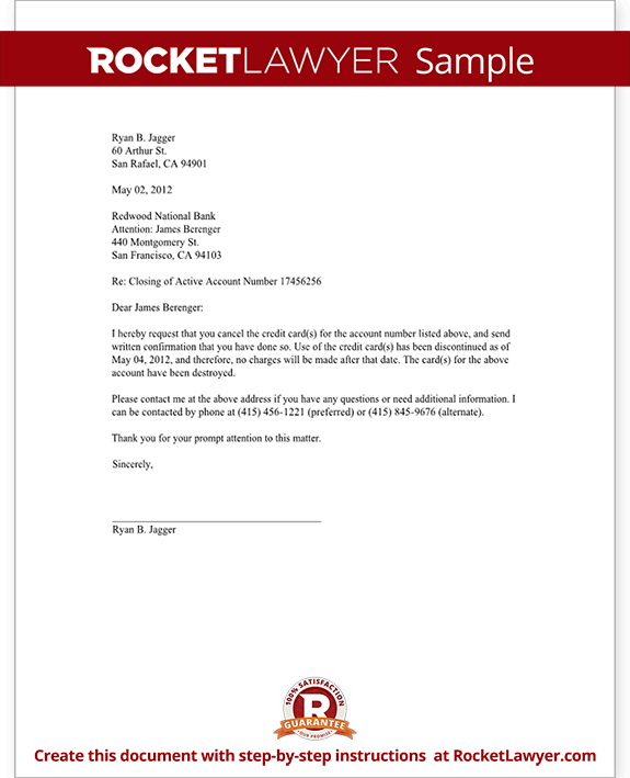 sample letter of cancellation car loan application