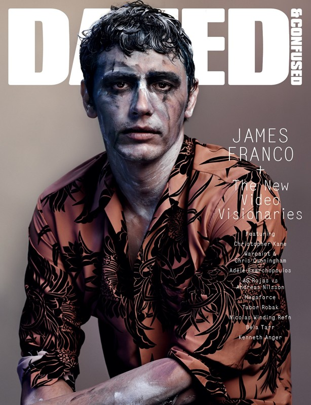 James Franco cover Danzed and Confused