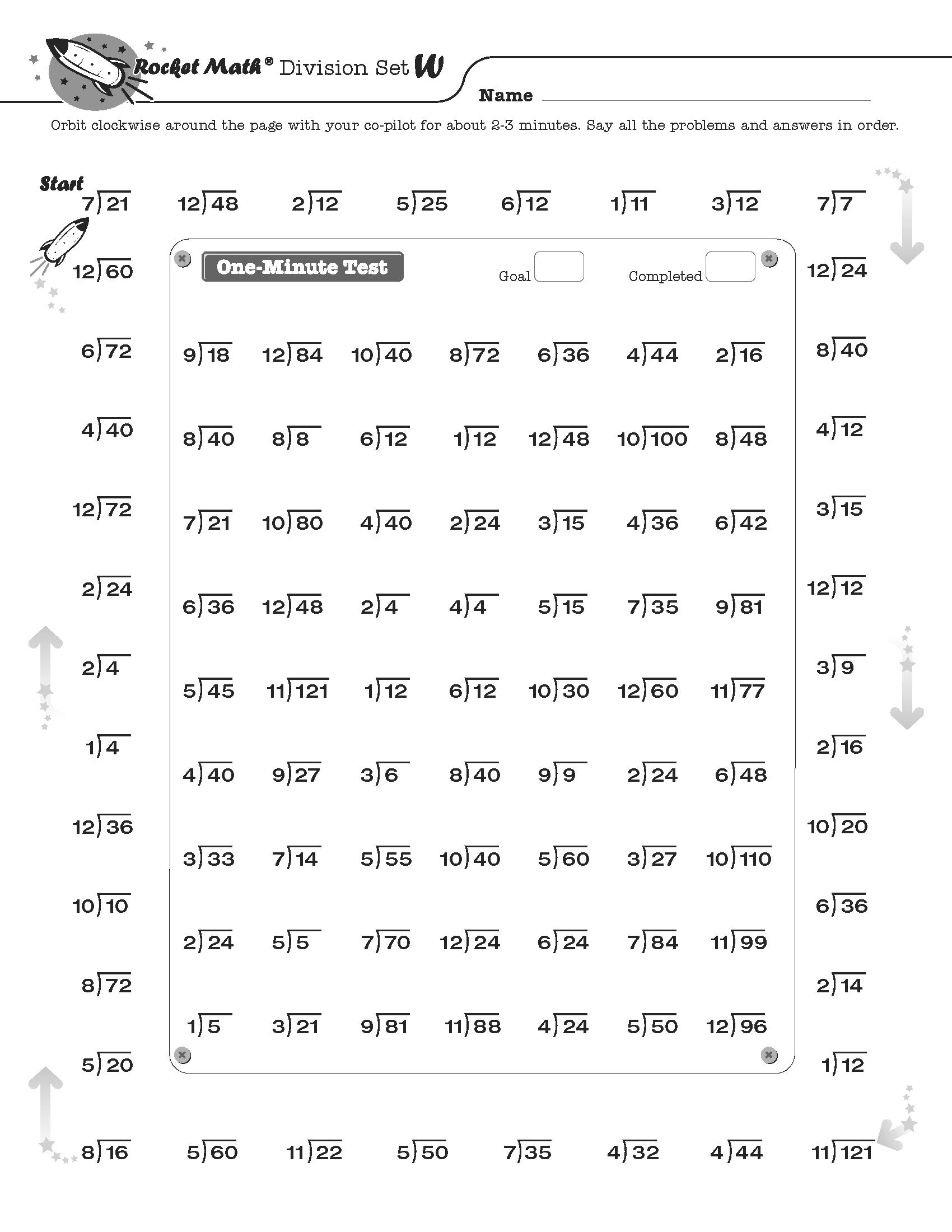 Knepp, Katrina / Rocket Math