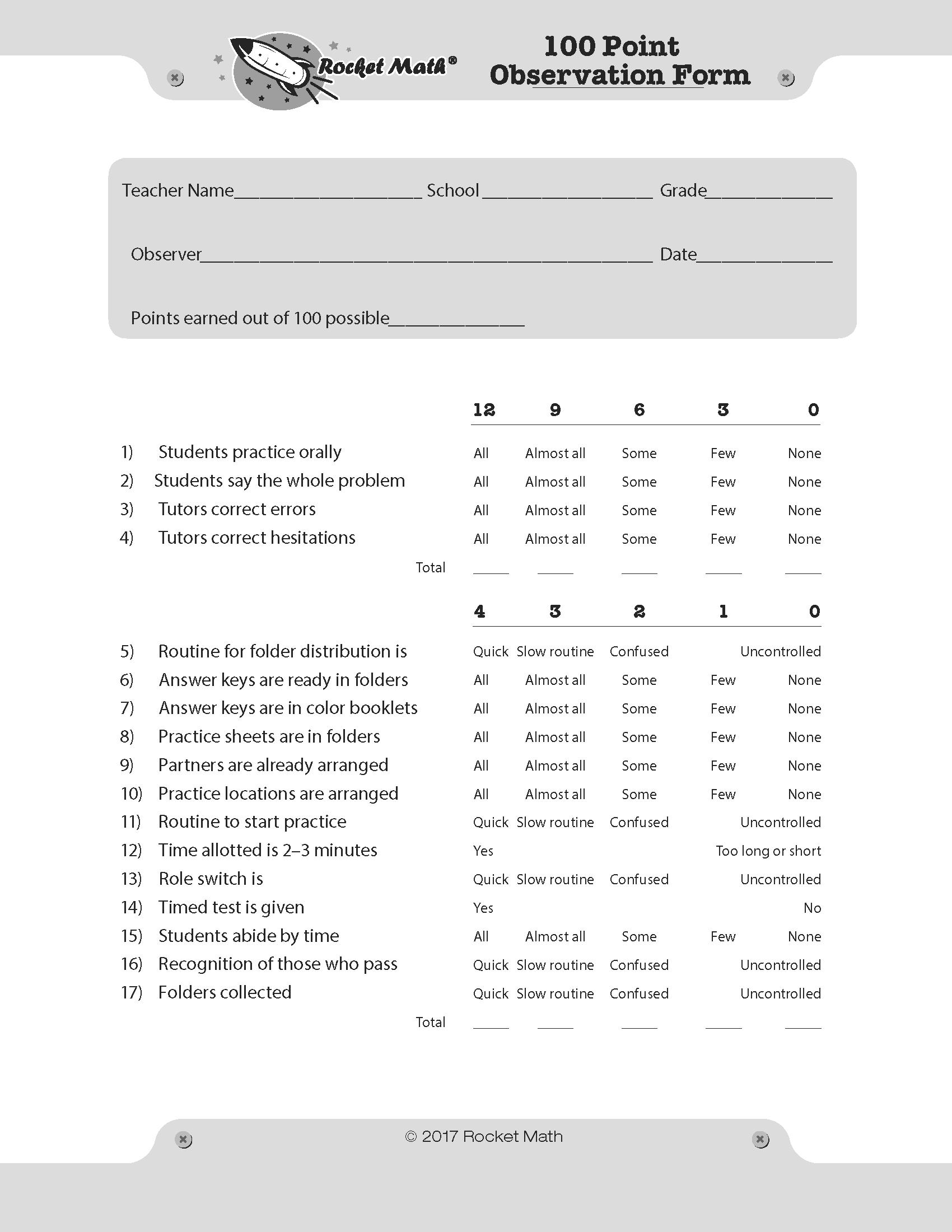 Sample Pages Forms Worksheets Archives