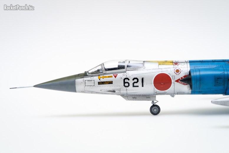 Hasegawa 1/48 Lockheed/Mitsubishi F-104J Starfighter